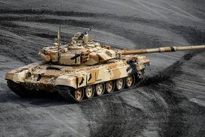 T90 là chiếc xe tăng tốt nhất trên thế giới