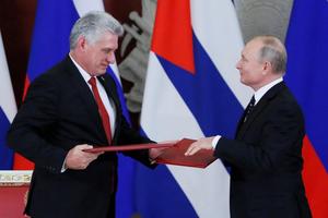 Nga sắp thông qua khoản vay cho Cuba mua vũ khí