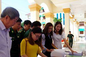 Quảng Ngãi: Tổng kết cuộc thi tìm hiểu về Biên giới và BĐBP