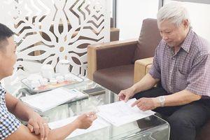Lãnh lương hưu: Khổ vì chuyện... ủy quyền