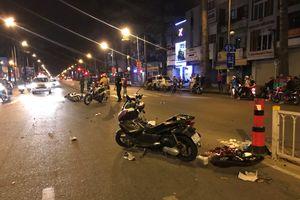 Tai nạn trong đêm, nam thanh niên Hàn Quốc tử vong
