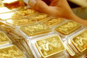 Giá vàng SJC quay đầu giảm sau phiên bật tăng mạnh