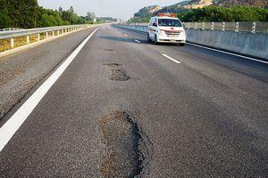 Xử lý trách nhiệm sau sự cố hư hỏng đường tại cao tốc 34.500 tỷ thế nào?