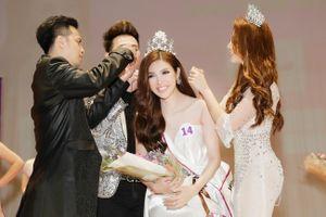 Bùi Lý Thiên Hương ứng xử tiếng Anh lưu loát, đăng quang Miss Vietnam Worldwide 2018