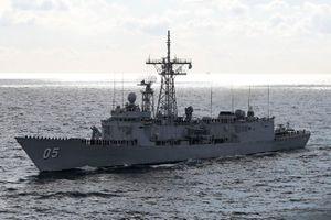 Căn cứ hải quân của Mỹ thời Thế chiến 2 được Úc tái lập để chống Trung Quốc