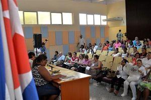 Cuba: hơn 60% dân số tham gia đóng góp ý kiến cho Hiến pháp mới