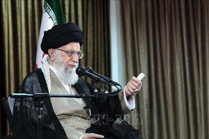 Iran phản đối Mỹ tái áp đặt trừng phạt và gây sức ép
