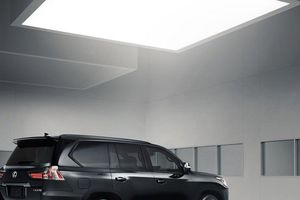 'Chuyên cơ' Lexus LX Inspiration Series 2019: Xa xỉ, hiếm có