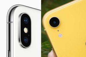 Clip: iPhone XR đọ camera với iPhone X
