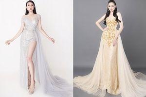 Thùy Tiên bị 'soi' đùi to khi trình diễn bikini tại Miss International 2018