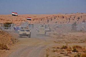 Iraq ráo riết củng cố biên giới với Syria vì sợ IS tràn đến