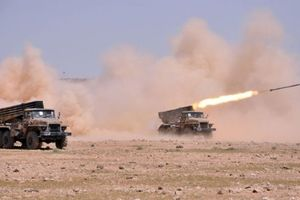 Quân đội Syria ồ ạt tấn công phiến quân ở Hama, Idlib
