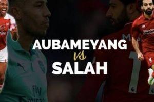 Aubameyang vs Salah: Đỉnh cao của chiến thuật 'Half-Space'