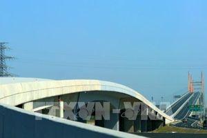 Sở Giao thông Vận tải Quảng Ninh lên tiếng về thông tin cầu Bạch Đằng lún võng