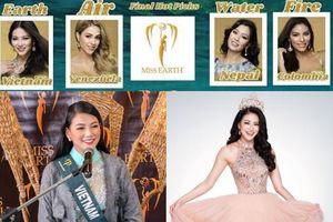 Trước thềm Chung kết, Phương Khánh được dự đoán đăng quang ngôi vị cao nhất Miss Earth 2018