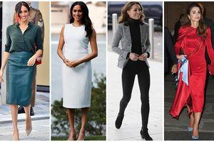 7 món đồ bình dân được công nương Meghan Markle và Kate Middleton 'hô biến' thành quí tộc