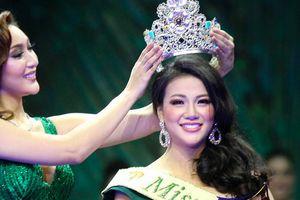Với câu trả lời ứng xử xuất sắc, Phương Khánh đăng quang Miss Earth 2018