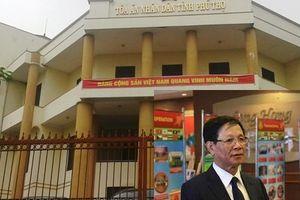Trung tướng Phan Văn Vĩnh và 91 bị cáo có đảm bảo sức khỏe để dự tòa?