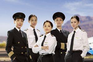 Chỉ có 3% trong tổng số 130.000 phi công trên thế giới là nữ