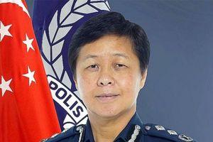 Nữ giám đốc đầu tiên của Cục Điều tra hình sự Singapore