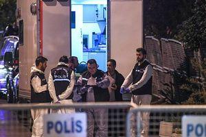 Thổ Nhĩ Kỳ thông tin chấn động: Xác nhà báo Arab Saudi đã bị tiêu hủy