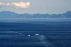 Đảo Esanbe Hanakita Kojima của Nhật Bản biến mất!