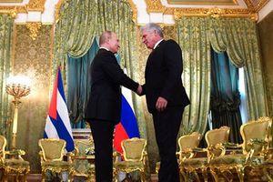 Quan hệ giữa Nga và Cuba: Lửa thử vàng, gian nan thử bạn