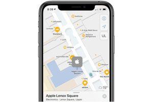 Apple Maps cập nhật chi tiết 20 trung tâm mua sắm và sân bay trên khắp thế giới