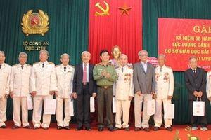 Gặp mặt 68 năm ngày truyền thống lực lượng Cảnh sát trại giam