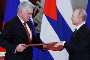 Nga cho Cuba vay 38 triệu euro đầu tư vào công nghệ quốc phòng