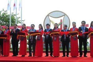 Khánh thành KCN hữu nghị Việt Nam- Nhật Bản tại Cần Thơ