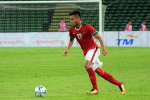 Ngược đãi bạn gái, tài năng U19 Indonesia mất AFF Cup