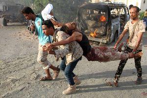 60 giây toàn cảnh về cuộc xung đột Yemen