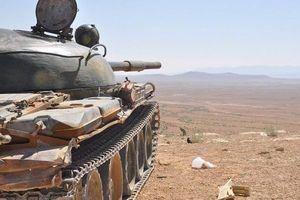 Bốn binh sĩ Syria bị sát hại trong cuộc tấn công mới nhất của phiến quân ở Hama