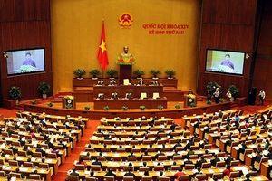 Tuần tới, Quốc hội sẽ thảo luận dự án Luật Công an nhân dân (sửa đổi)