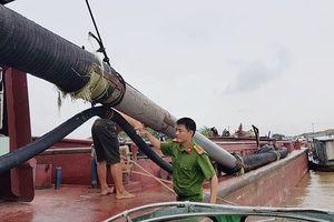 Gian nan cuộc chiến với vi phạm bến, bãi ở khu vực thượng nguồn sông Hồng