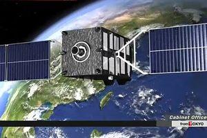 Nhật khởi động hệ thống định vị toàn cầu (GPS) mới