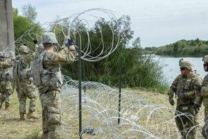 Mỹ tuyên bố mạnh tay với dòng người di cư từ Mexico