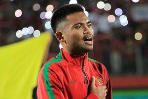 ĐT Indonesia loại sao trẻ đánh bạn gái trước thềm AFF Cup