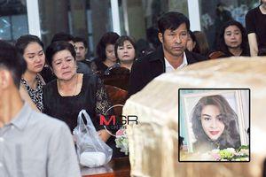 Vụ á hậu Thái Lan chết do tai nạn máy bay: Mẹ khóc ngất bên di thể con