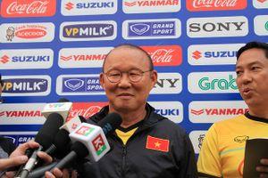 Đội tuyển Việt Nam đã sẵn sàng tại AFF Cup 2018
