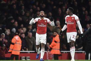 Lacazette ghi bàn, Arsenal hòa nghẹt thở trước Liverpool