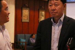 Bầu Đức & những 'đứa trẻ' chưa chịu lớn (Kỳ 3): GĐKT Chung Hae-seong – Ông ở đâu?