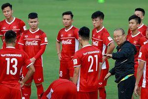 HLV Park Hang-seo loại Thanh Trung và Thanh Hào trước giải AFF Suzuki Cup 2018