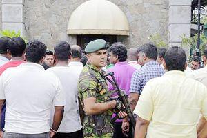Sri Lanka trên bờ vực của bạo loạn