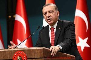 Tổng thống Erdogan: 'Người dân Syria sẽ quyết định tương lai ông Assad'