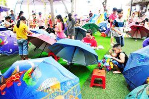 Khánh Hòa: Học sinh tiểu học hưởng ứng sân chơi ý tưởng trẻ thơ