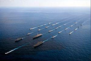 Mỹ và Nhật Bản tập trận chung lớn chưa từng có tại Thái Bình Dương