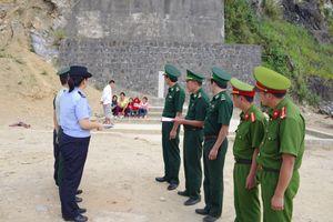 Hợp tác Biên phòng góp phần ổn định, phát triển khu vực biên giới Việt Nam - Trung Quốc
