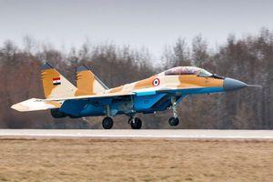 Hé lộ nguyên nhân vụ rơi tiêm kích MiG-29 của Ai Cập